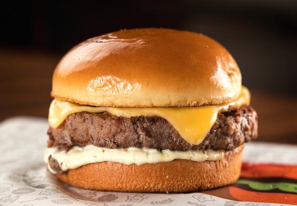 Picanha Burger Queijo